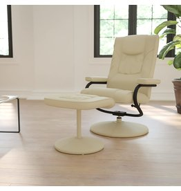 Flash Furniture Flash Furniture Love Seats, Cream
