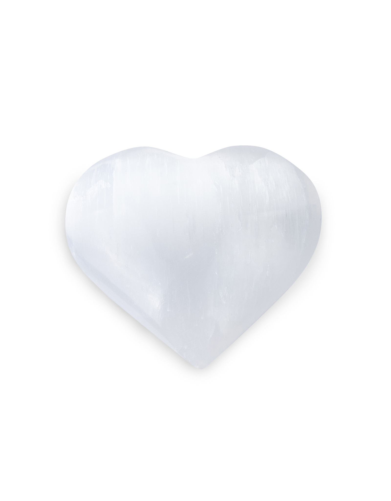 Salt Co Selenite Heart