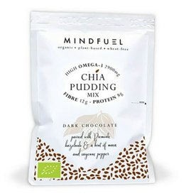 Mindfuel Chia Pudding - Dark Chocolate - 50g