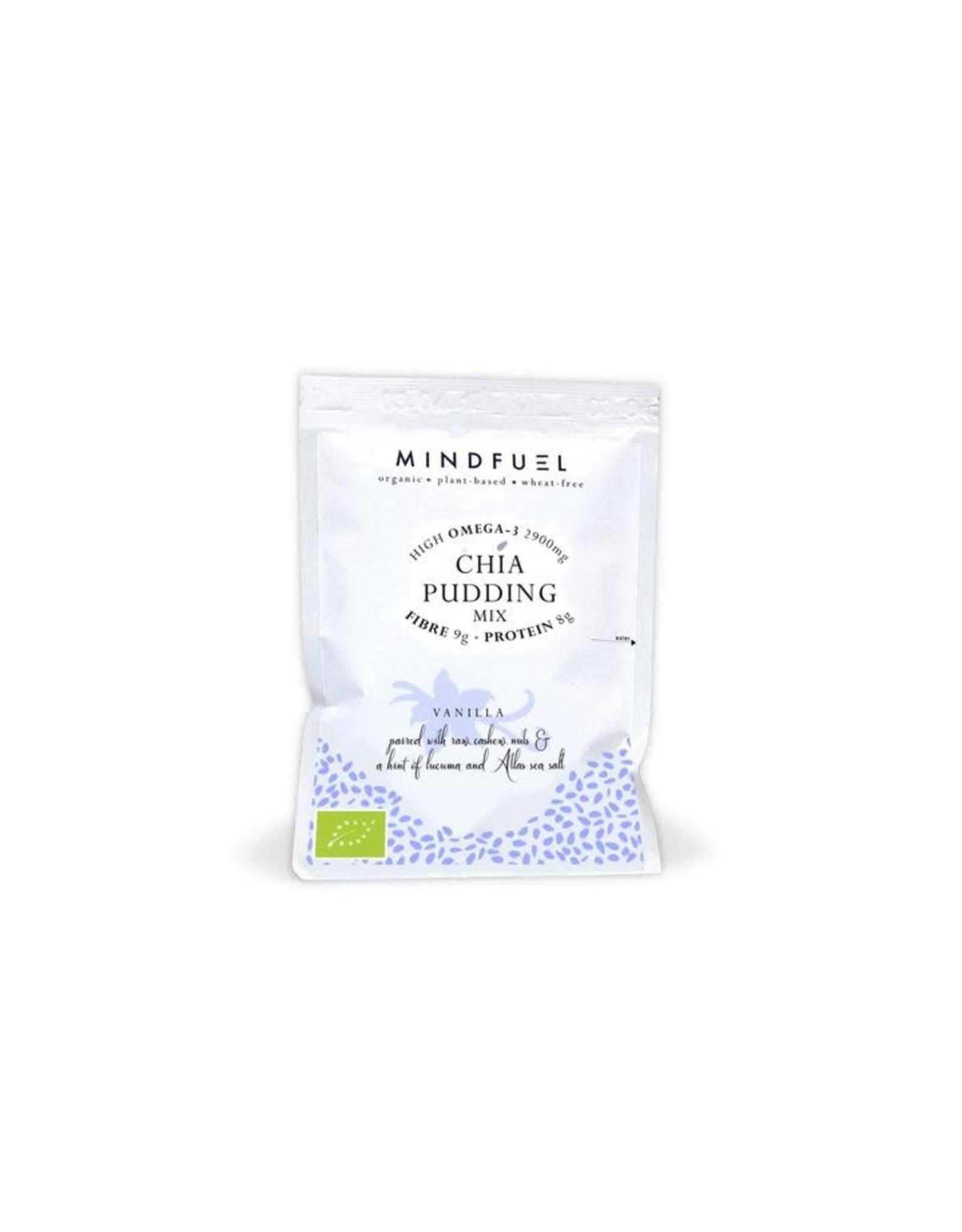 Mindfuel Chia Pudding - Vanilla - 50g