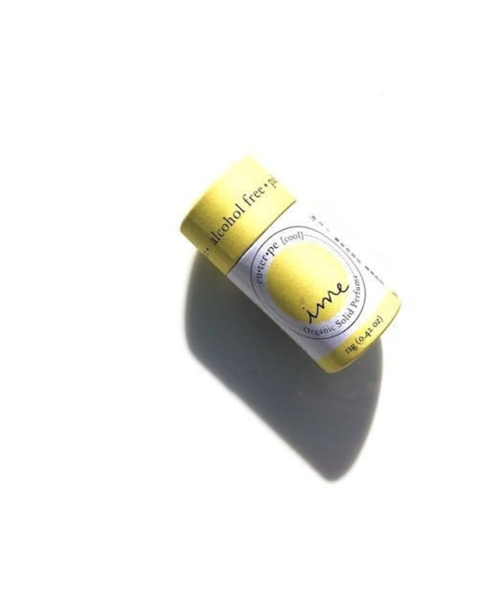 IME Solid Perfume - Euterpe (Cool)  - 12g