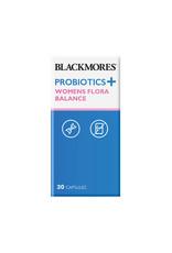 Blackmores Probiotics+ Women's Flora Balance