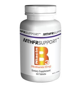MTHFR Support Niacin B3 (Nicotinamide 50mg)