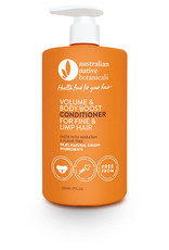 Australian Native Botanicals Conditioner - Volume & Body Boost Fine & Limp Hair 500ml