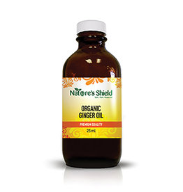 Nature's Shield Ginger Oil