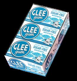 Glee Gum Wintergreen Sugar-Free Gum - Xylitol Sweetened - 16pcs