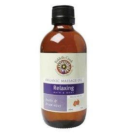 Riddells Creek Massage Oil Relaxing 200ML