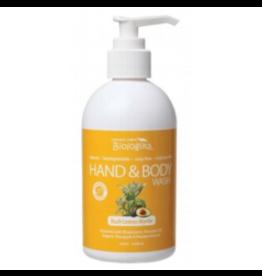 Biologika Hand & Body Wash Lemon Myrtle 250ml