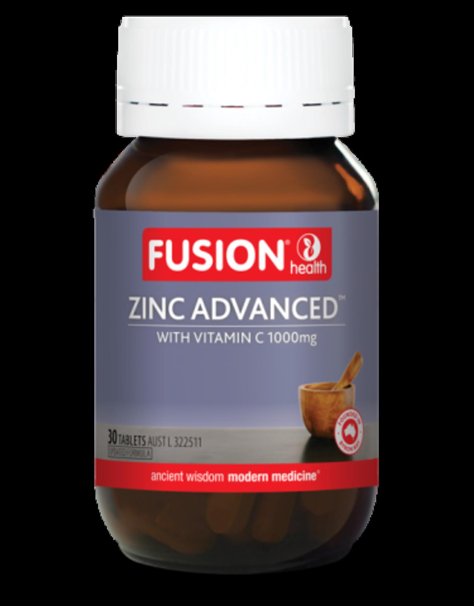 Fusion Zinc Advanced 30t