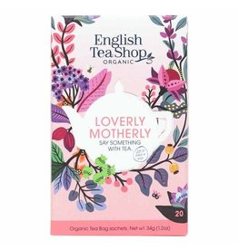 English Tea Shop Say Something With Tea - Loverly Motherly - 20 tea bags