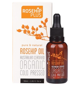 Rosehip Plus Certified Organic Rosehip Oil 30ml