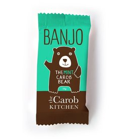 The Carob Kitchen Banjo Bear Mint 15g