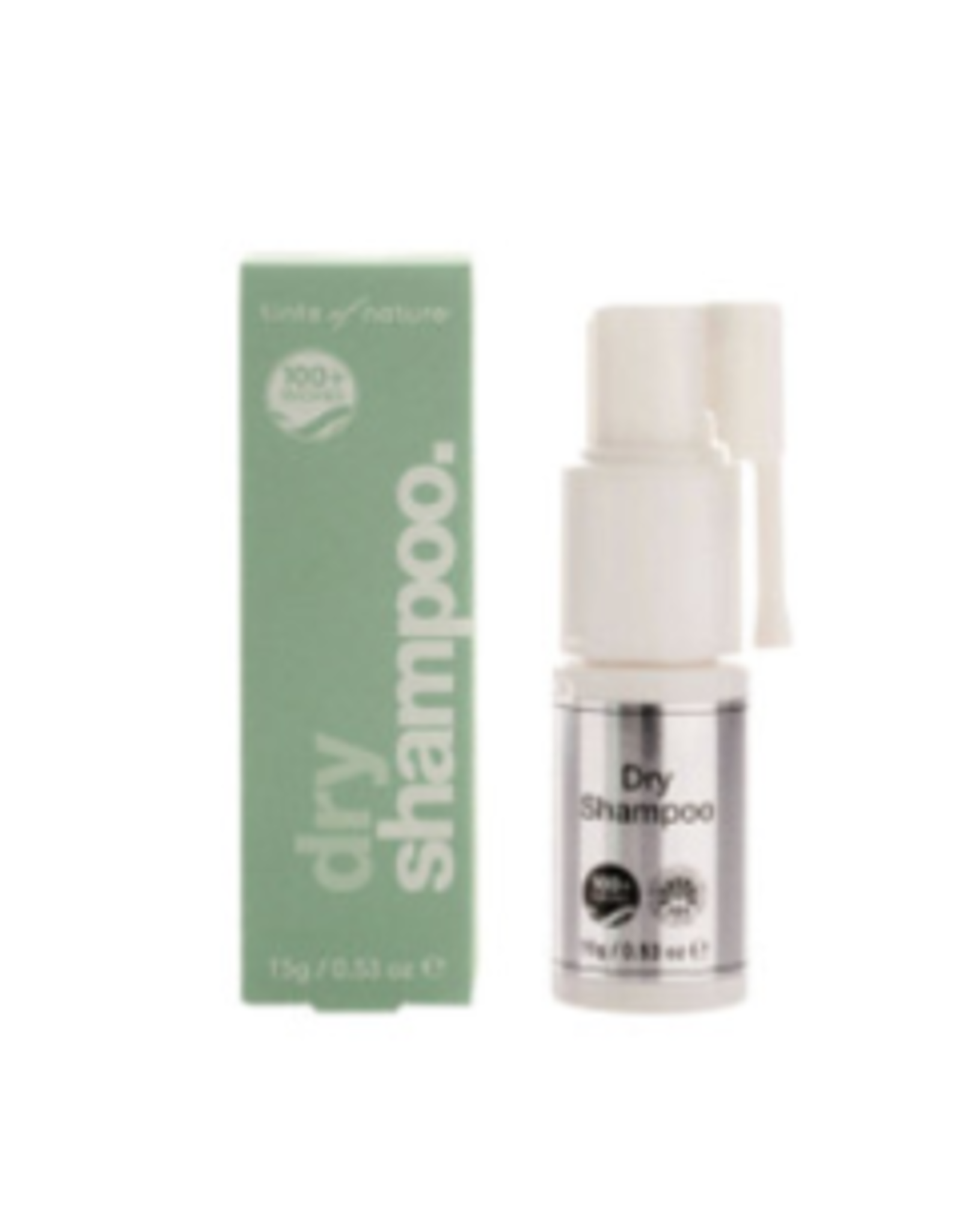 Tints Of Nature Dry Shampoo Powder Spray 15g (Non aerosol)