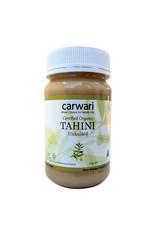 Carwari Organic Tahini Unhulled 375g