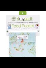 4MyEarth Food Pocket  Love Birds - 14x14cm