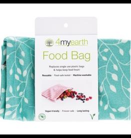 4MyEarth Food Bag Leaf 25 x 20cm