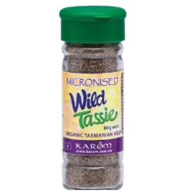 Karom Wild Tassie Kelp Glass Shaker 80g
