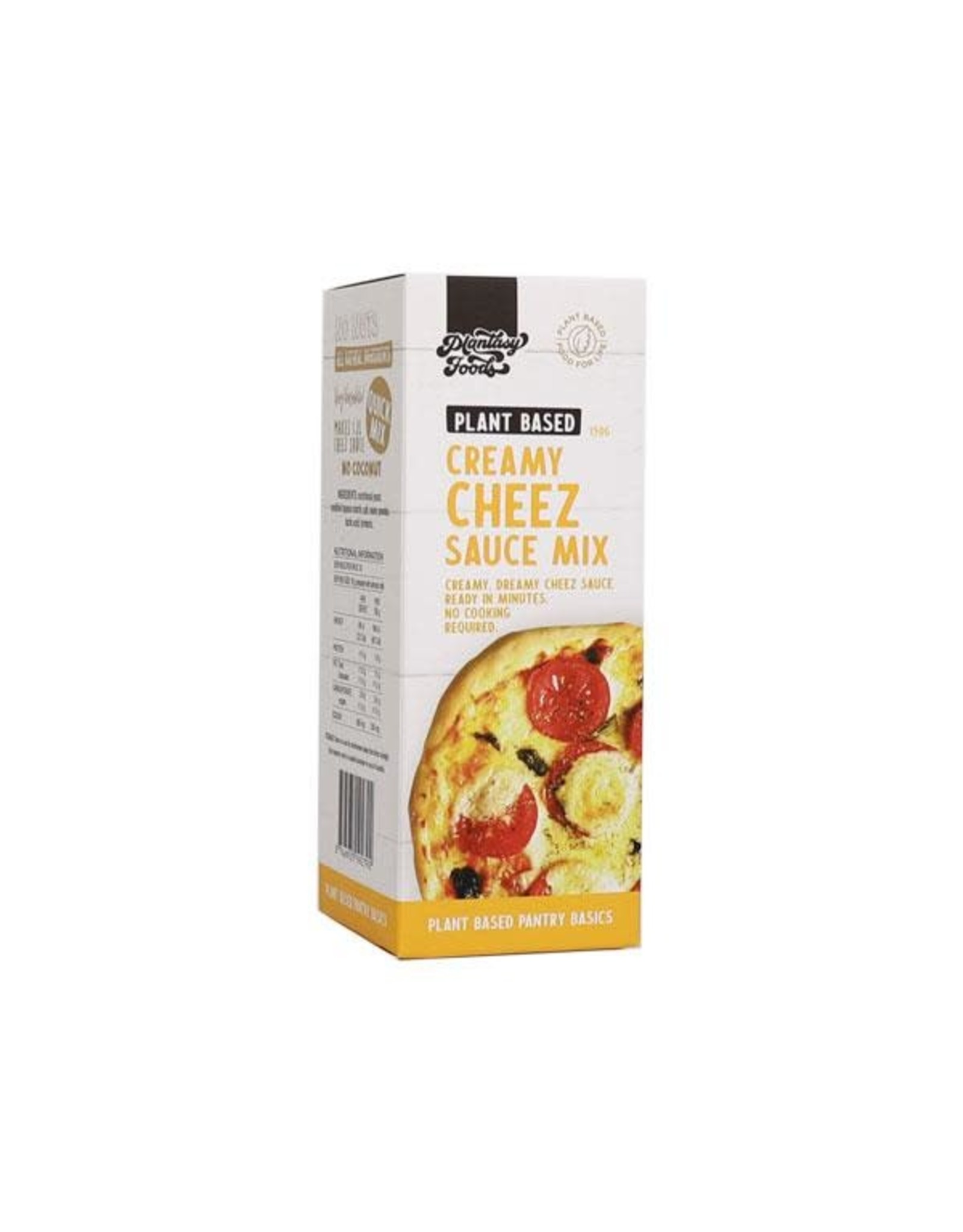 Plantasy Foods Creemy Cheez Sauce Mix 150g