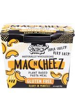 Plantasy Foods Mac N Cheez - Mac N Go (Vegan & Gluten Free) - 80g