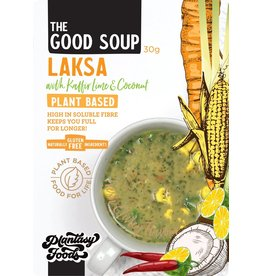 Plantasy Foods The Good Soup Laksa with Kaffir Lime and Coconut 30g