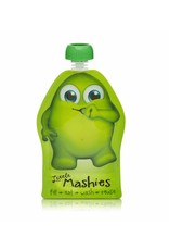 Little Mashies Reusable Squeeze Pouch  Pack Of 2 - 2x130ml