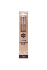 Ever Eco Straw Cleaning Brush 2pk