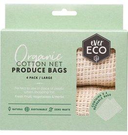 Ever Eco Reusable Produce Bags  Organic Cotton Net 4