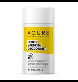 Acure Deodorant Stick  Lemon Verbena