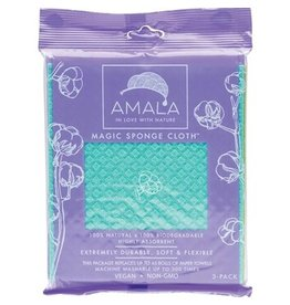 Amala Magic Sponge Cloth 100% Biodegradable