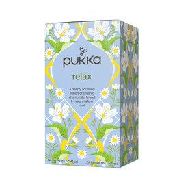 Pukka Relax x 20 Tea Bags