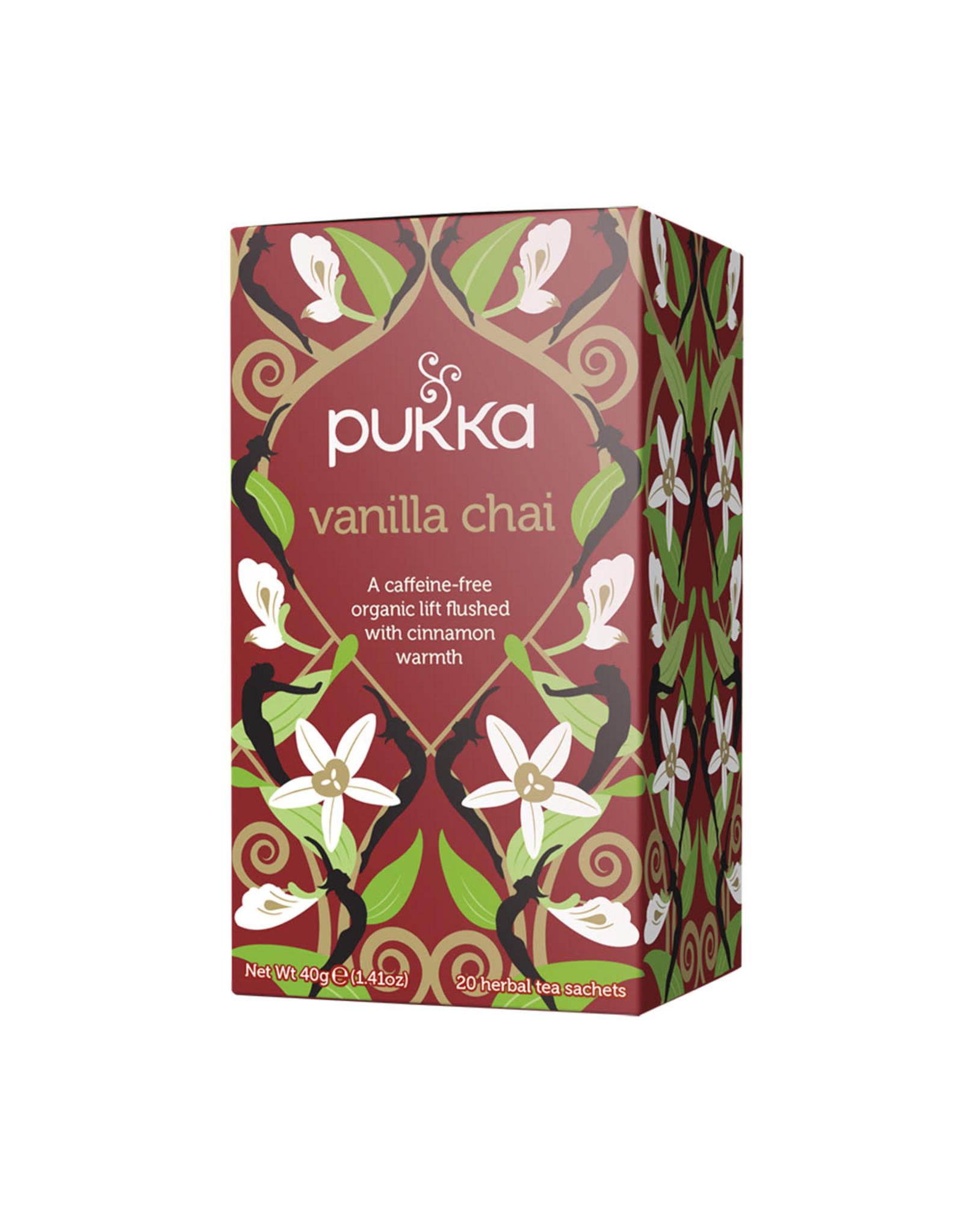 Pukka Vanilla Chai x 20 Tea Bags