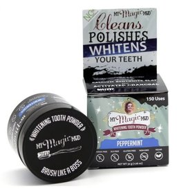 My Magic Mud Whitening Tooth Powder - Peppermint 30G