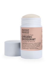 Noosa Basics Deodorant Stick - Coconut & Vanilla - 60g