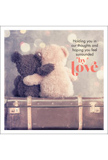 Affirmations Publishing House Greeting Card - Holding You