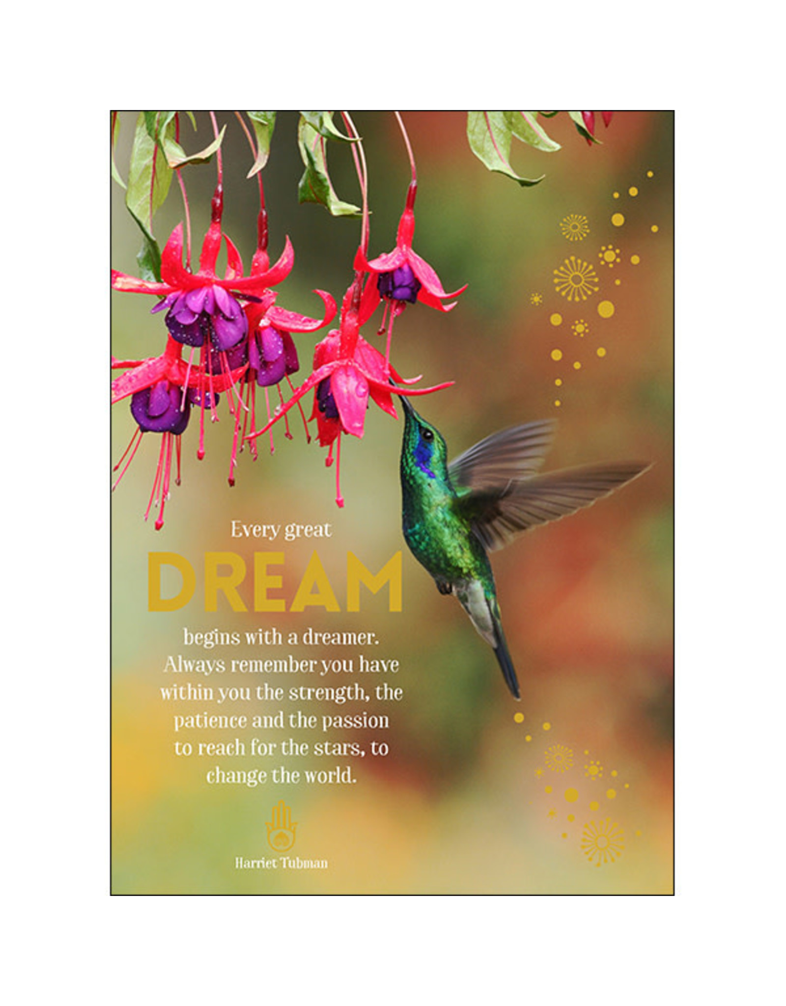 Affirmations Publishing House Greeting Card - Every Great Dream