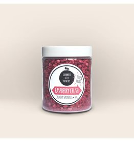 Summerhill Pantry Freeze Dried Raspberry Sprinkles 25g
