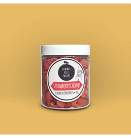 Summerhill Pantry Freeze Dried Strawberry Sprinkles 25g