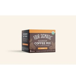 Four Sigmatic Mushroom Coffee Mix Lion's Mane & Chaga 10x2.5g