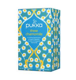 Pukka Three Chamomile x 20 Tea Bags