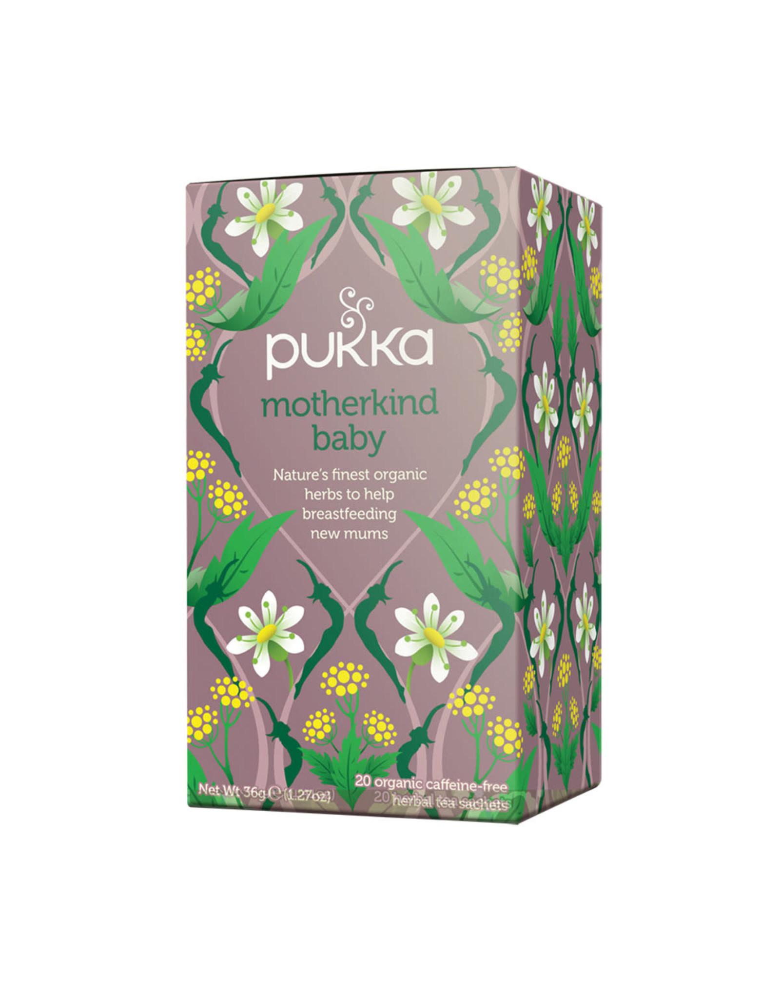 Pukka Motherkind Baby x 20 Tea Bags