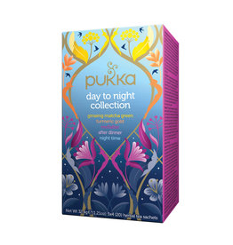 Pukka Day to Night Collection x 20 Tea Bags