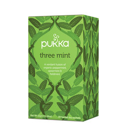Pukka Three Mint x 20 Tea Bags