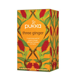 Pukka Three Ginger x 20 Tea Bags