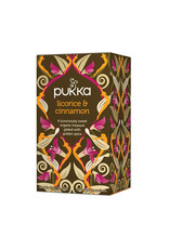 Pukka Licorice & Cinnamon x 20 Tea Bags