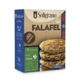 Soligrano Falafel with Chickpeas & Spelt 140g