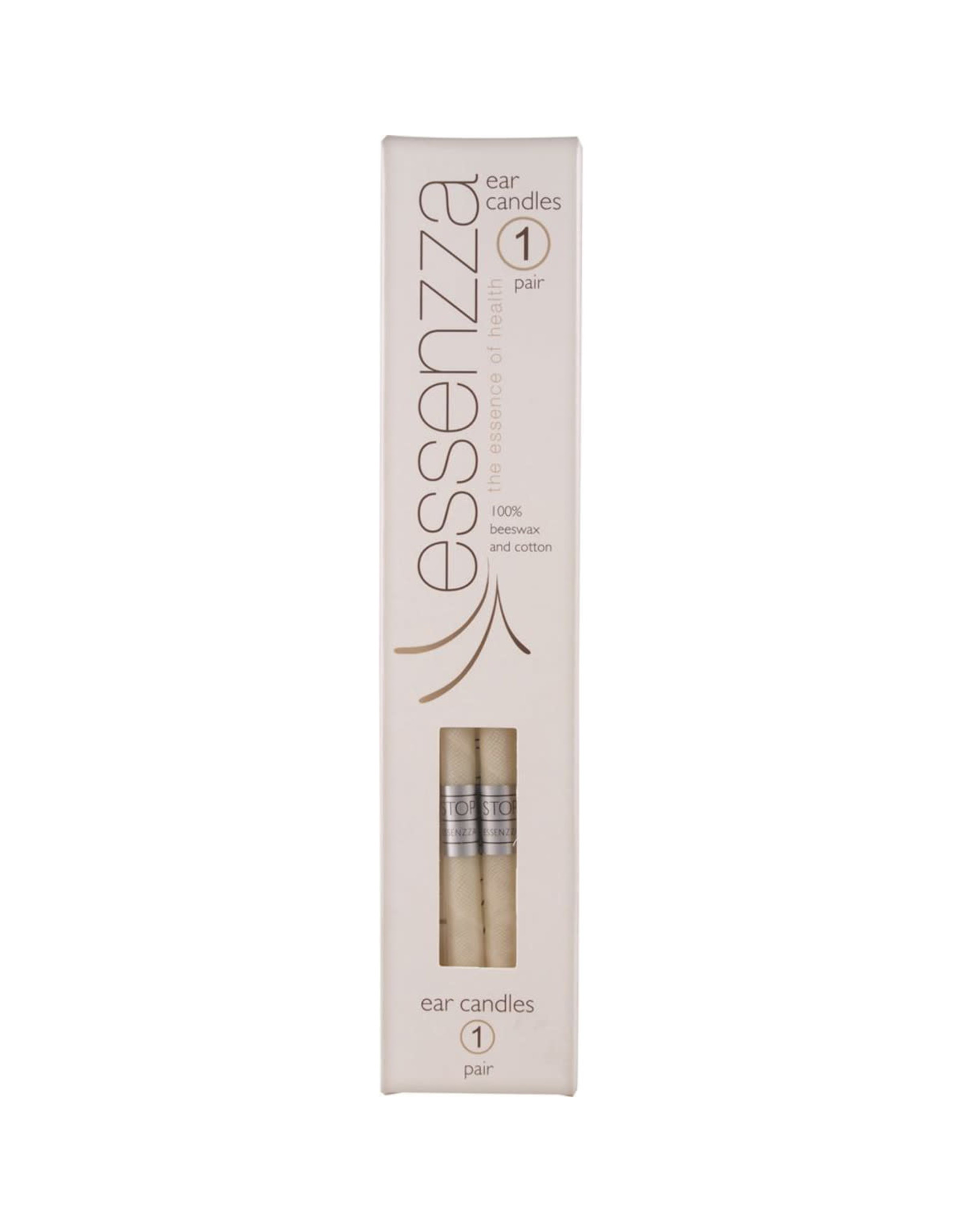 Essenza Ear Candles 1 Pair