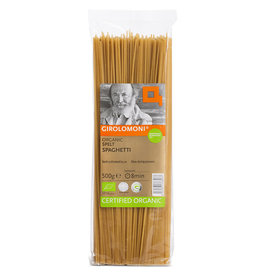 Girolomoni Organic Spelt Flour Spaghetti 500g