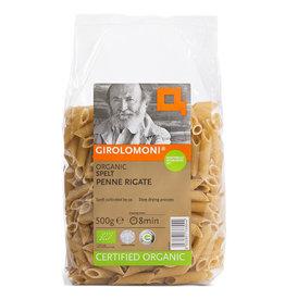 Girolomoni Organic Spelt Flour Penne 500g