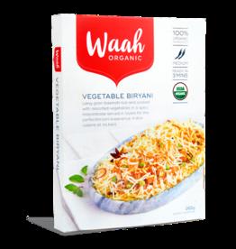 Waah Organics Vegetable Biryani