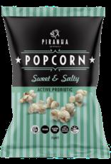 Piranha Sweet & Salty Popcorn with Probiotics - 25g